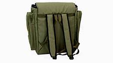 Рюкзак для охоты и рыбалки LeRoy QuickPack, фото 3