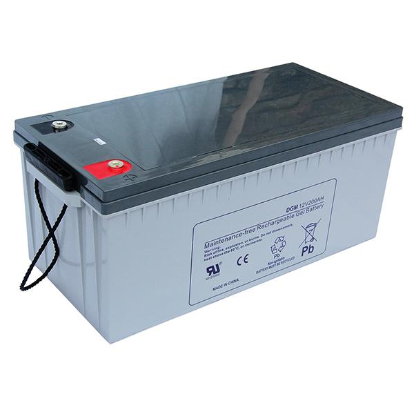 Аккумуляторная батарея гелевая Leoch LPG12-200 12V 200Ah