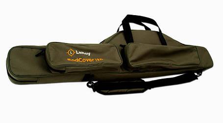 Тройной чехол для удилищ LeRoy Rod Cover 150, фото 2