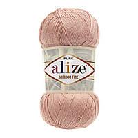 Alize Bamboo Fine персиковый № 145, фото 1