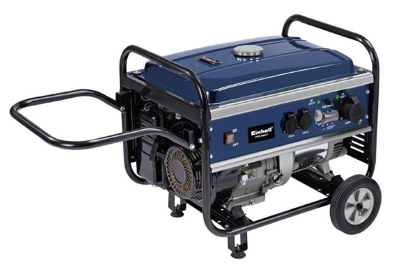 Генератор бензиновый Einhell BT-PG 5500/2 D