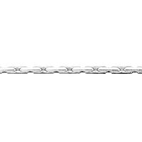 Цепочка серебряная с плетением Анкер, фото 1