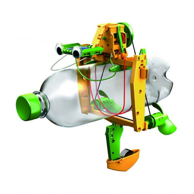 21-616 Робот 6 в 1 на сонячних батареях