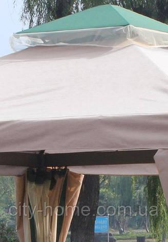 Павільйон з москітною сіткою 3х3 DU-063 GREEN, фото 2