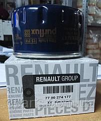 Масляный фильтр Renault Megane 3 универсал 1.6 16V (оригинал)