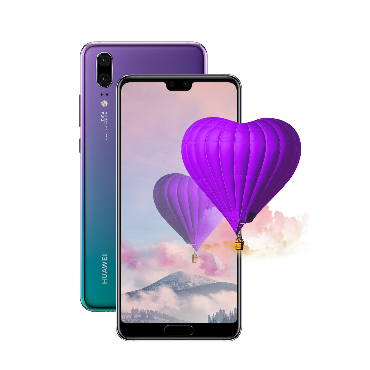 Смартфон HUAWEI P20 4/64GB  Twilight