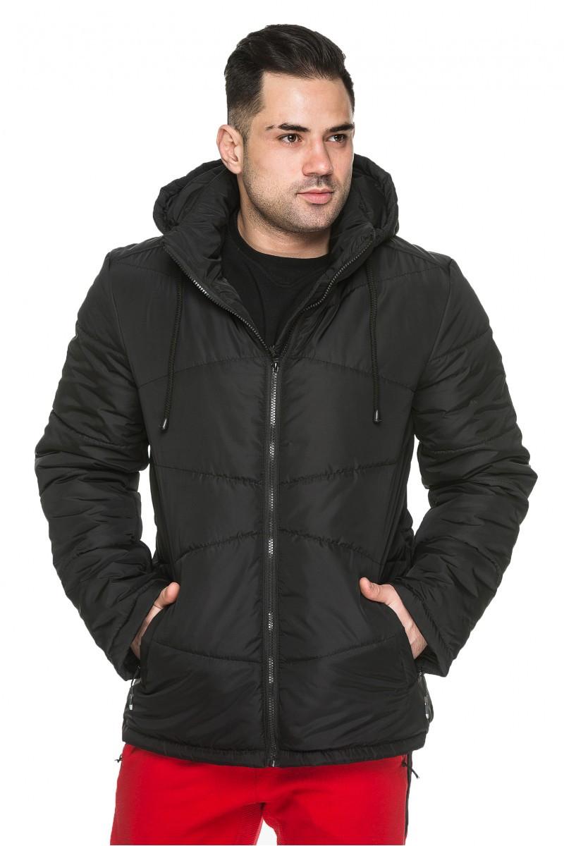 Мужская стеганная демисезонная куртка, 48-56 размеры
