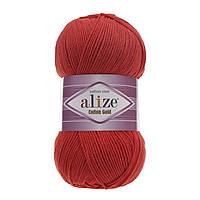 Alize Cotton Gold красный № 243