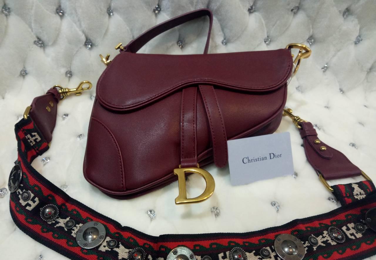 87cb2b297ad2 Сумка-седло Christian Dior Saddle Диор Dior - ЧЕМОДАНЧИК - самые красивые  сумочки по самой