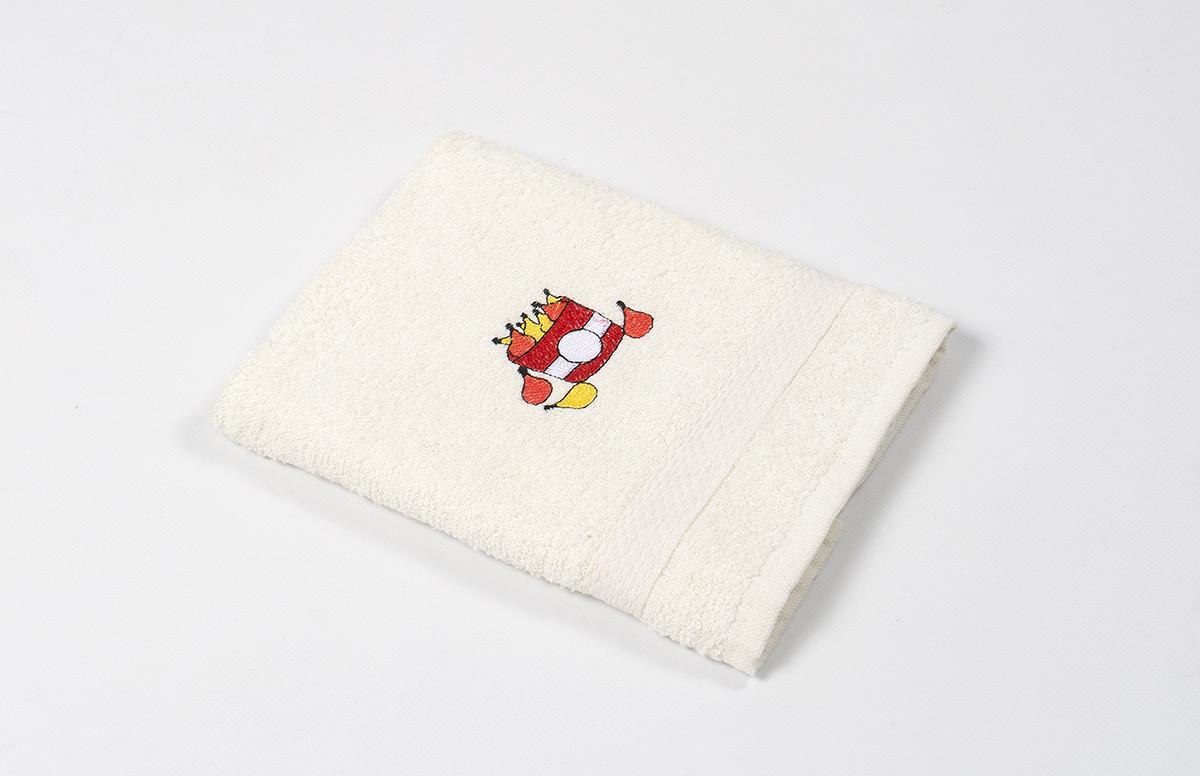 Полотенце кухонное Lotus Sun - Twinkle кремовый 40*70