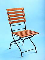 Складной стул для кафе