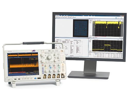 Программное обеспечения для анализа РЧ-сигналов и векторного анализа сигналов SignalVu-PC Tektronix
