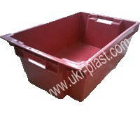 Пластиковые ящики для хранения фруктов 600 x 400 x 200