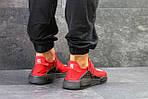 Мужские кроссовки Adidas NMD Human RACE (красные), фото 2