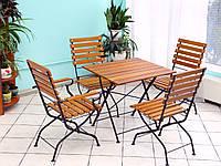 Складной  стол для кафе