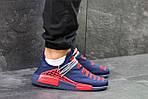 Мужские кроссовки Adidas NMD Human RACE (темно-синие), фото 5