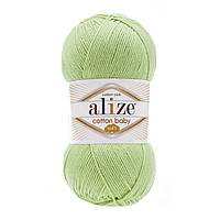 Alize  Cotton Baby Soft фисташка № 101 , фото 1
