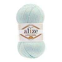 Alize Cotton Baby Soft зимнее небо № 514, фото 1