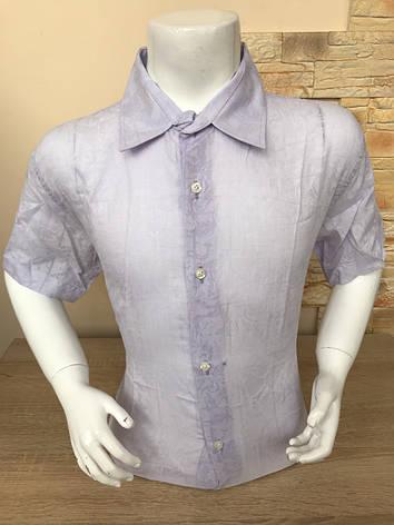 Детская летняя рубашка 2-7, фото 2