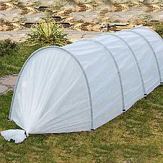 Парник из агроволокна 1.2 х 0.8 х 3 м (ш/в/д) 40 гр/м² – Мини теплица для дачи и огорода, агропарник