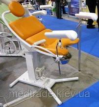 Крісло гінекологічне (електричне регулювання висоти)