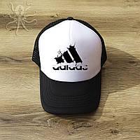 Мужская кепка-тракер, бейсболка Adidas, Реплика, фото 1