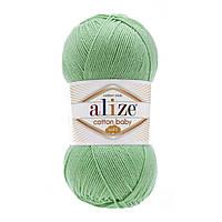 Alize Cotton Baby Soft зеленый № 255