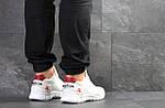 Мужские кроссовки Reebok Sublite (белые) , фото 2