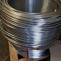 Труба алюминиевая д.12х1мм 30м в бухте