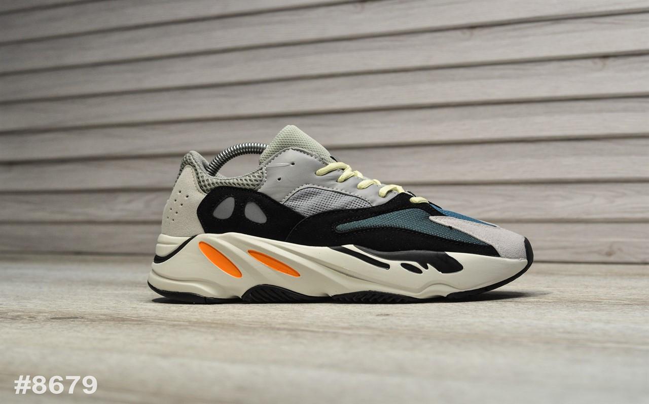 """148e9ae4 Мужские кроссовки Adidas Yeezy Boost 700 """"Wave Runner"""" (Топ Реплика ..."""