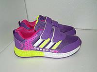 Кроссовки для девочки, р. 29(17,5см), 30(18см), фото 1