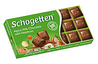 Шоколад Schogetten с орехами 100 г