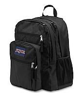 Большой рюкзак JanSport Big Student Backpack (black), фото 1