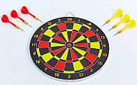 Мишень для игры в дартс из прессованной бумаги 12in Baili BL-62325