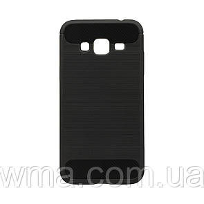 Силикон Polished Carbon Samsung J3 / J310