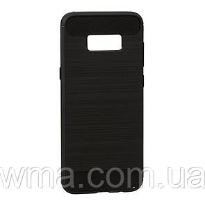 Силикон Polished Carbon Samsung S8 Plus