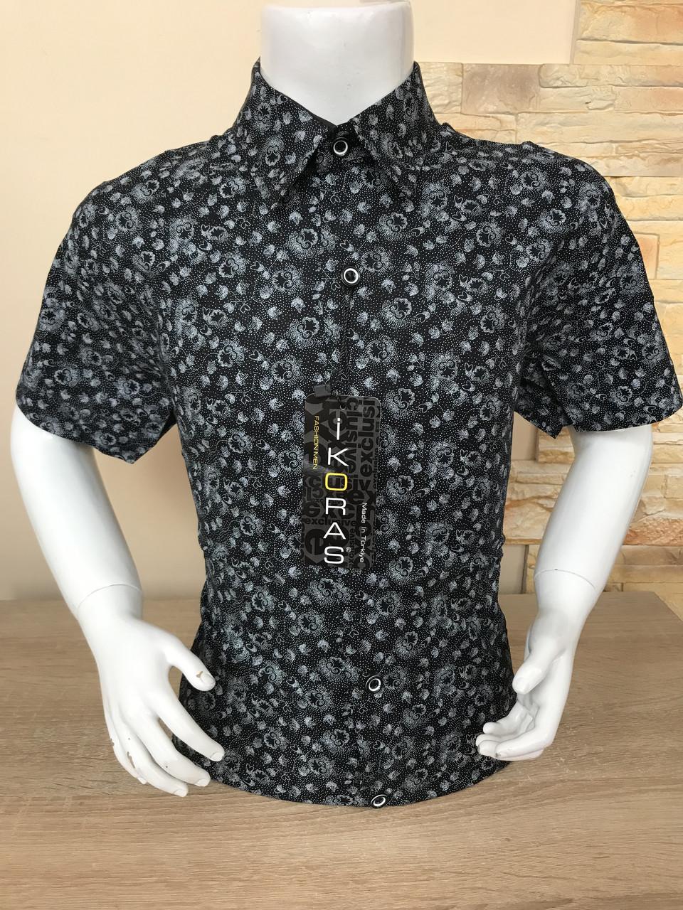 Детская летняя рубашка 6-11