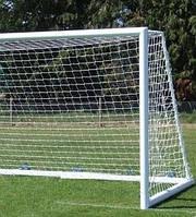 Ворота футбольные мобильные