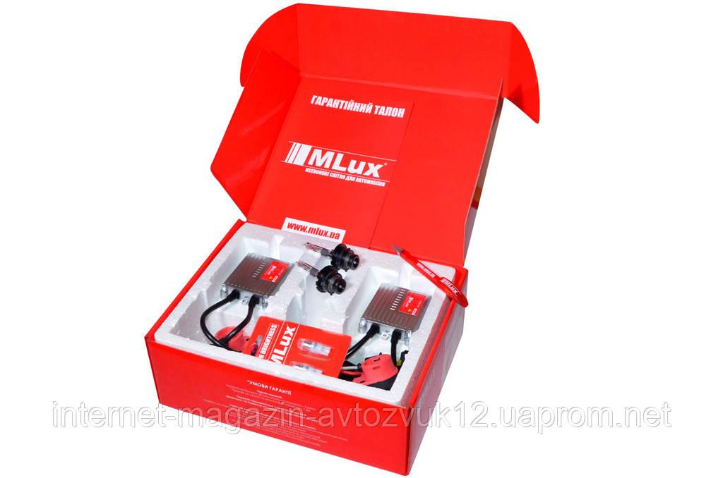 Комплект ксенона MLux SIMPLE 35 Вт для цоколей D2R, D2S