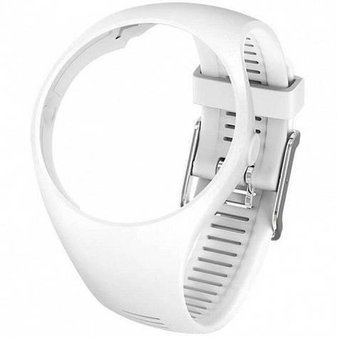 Сменный браслет для POLAR M200 Wristband размер S/M White (91061229), фото 2