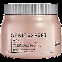 LOreal Professionnel Vitamino Color A-OX маска фиксатор цвета для окрашенных волос, 500 мл