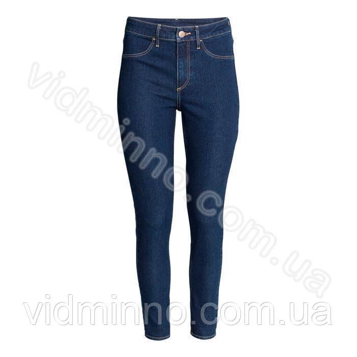 Жіночі джинси - скінні H&M р.30