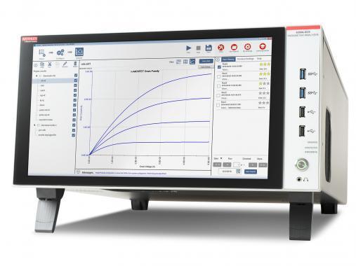 Параметрический анализатор Keithley 4200A-SCS