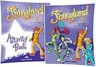 Английский язык / Fairyland / Pupil's+Activity Book. Учебник+Тетрадь (комплект), 5/ Exspress Publishing