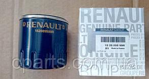 Масляный фильтр Renault Megane 3 универсал с 2013 года 1.5 DCI (оригинал)