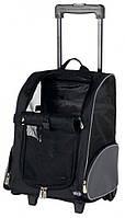 Сумка-рюкзак Trixie 2880 Tbag Trolley на колесах для кошек и собак до 8 кг 36*50*27, фото 1
