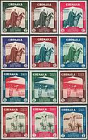 Cyrenaica - Киренаика 1934 П/С