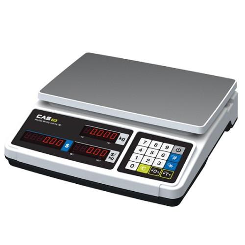 Весы торговые CAS PR-15 B (6 кг, 15 кг, 30 кг)