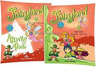 Английский язык / Fairyland / Pupil's+Activity Book. Учебник+Тетрадь (комплект), 4/ Exspress Publishing