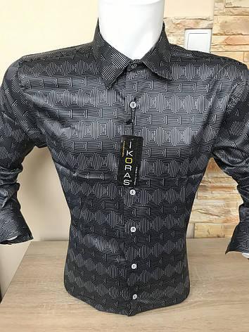 Рубашка мужская Ikoras, фото 2